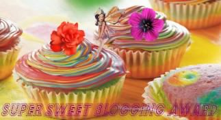 super sweet blog award, decorated cupcakes, cake decoration, cupcake decoration, decorated cakes, decorated cupcakes, pretty cakes and cupcakes, cakes, cupcakes, blogs, awards, blog award, nomination, sweet, cakes