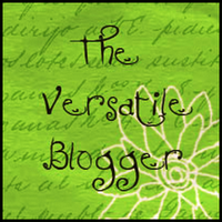 versatile blogger award, versatile blogger, blog awards, blogger awards, awards, blogs